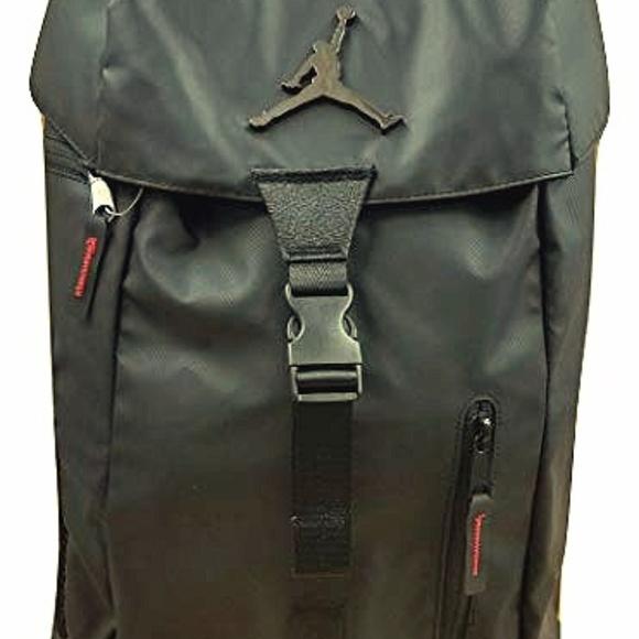 a6df548dabc5 Nike Jordan Weather Resistant Laptop Back Pack